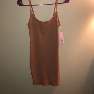 tank-top dress